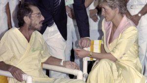 Momen Menyentuh Pada Saat Putri Diana Mengikuti Forum Sosial1