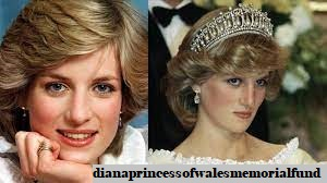 Kisah Tragis Putri Diana