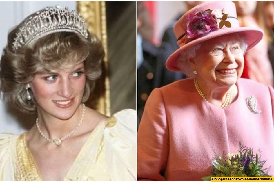 Ratu Elizabeth Ternyata Takut pada Mendiang Putri Diana